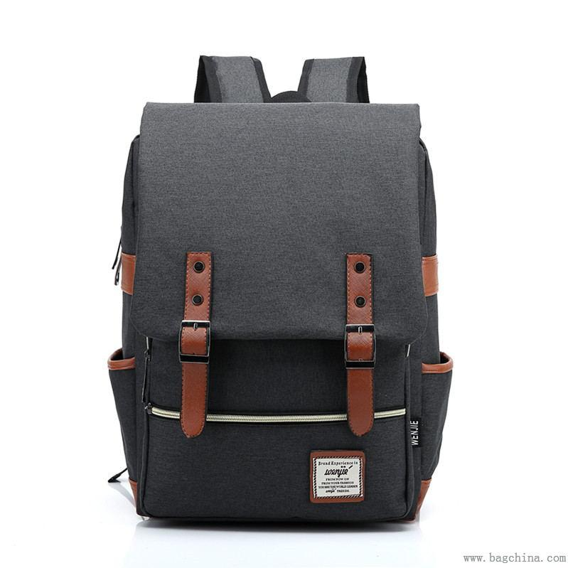 Retro-men-and-woman-outdoor-packpack-fashion-shoulder-bag