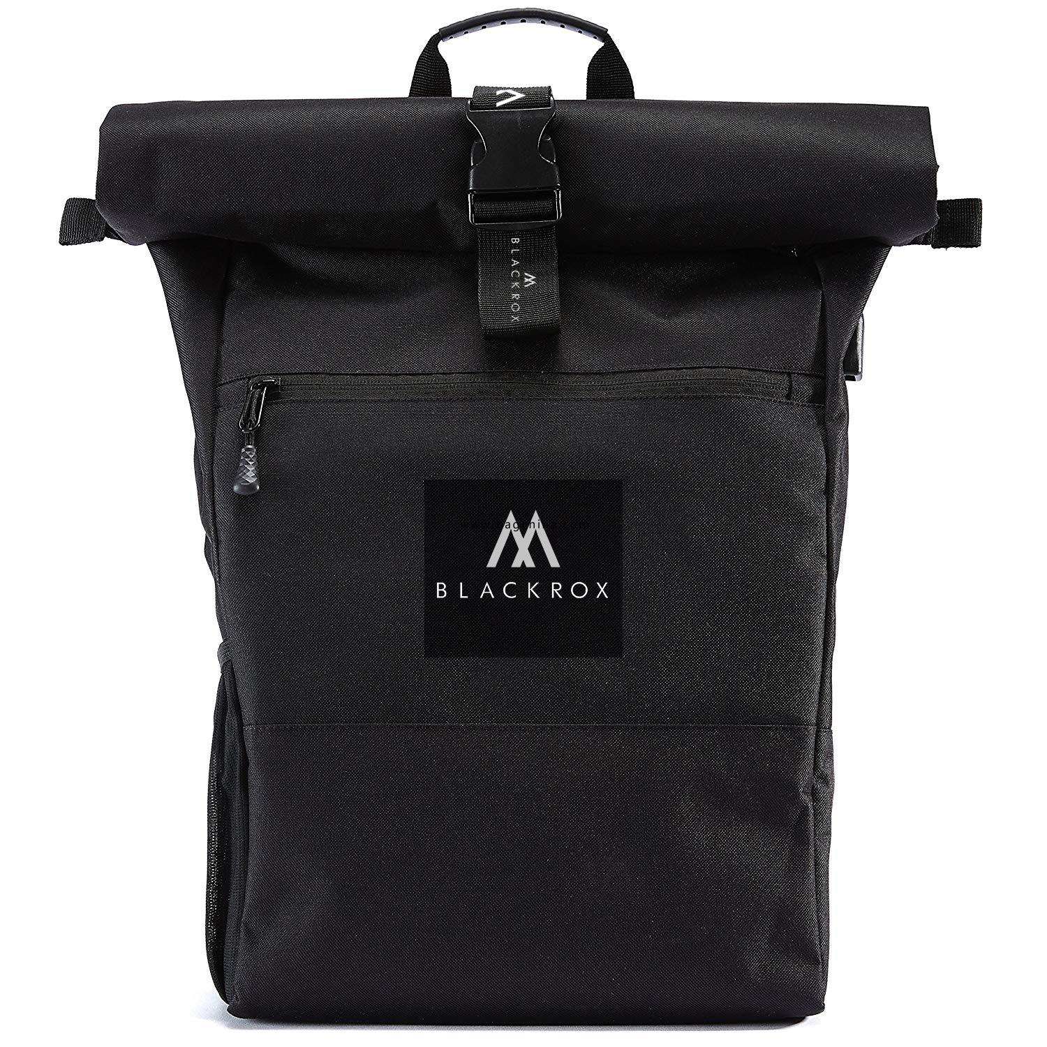 Casual fashion Laptop Backpack School Shoulders