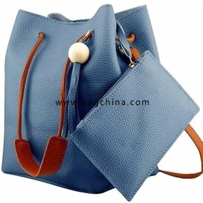 Women's Leather Tote Handbags Shoulder Bag Top Handle Satchel With Coin Purse