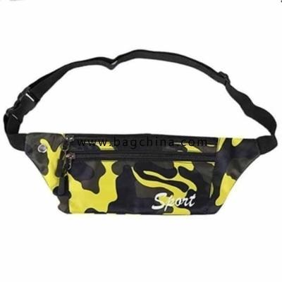 Camouflage Outdoor Travel Fanny Pack Waist Bag Running Bicycle Sports Bag