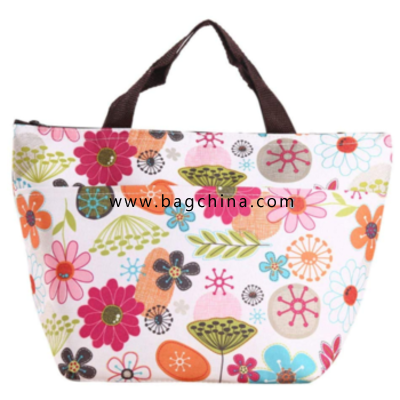 Thermal Portable Insulated Cooler Bag Picnic Tote Bag