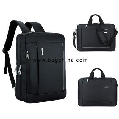 Laptop Bag Multi-Function Business Briefcase Waterproof Convertible Backpack