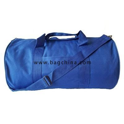 Round Duffel Sports Bags, Travel Gym Fitness Bag