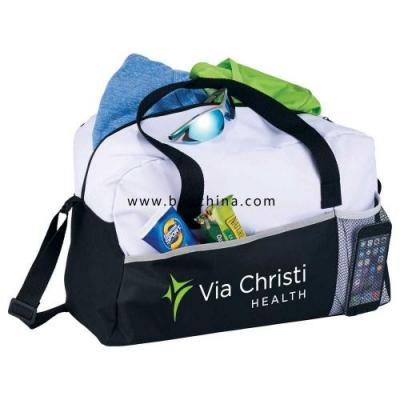 Sport duffel bags,Made of 600D polyester