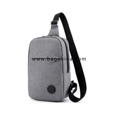 Wholesale Men New Trend Chest Crossbody Messenger Bag